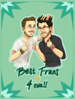 Bes Frans by InZaNe15