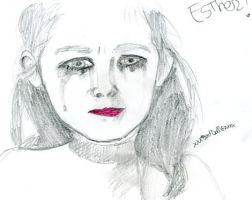 Crying Esther by xxxBadDoll67xxx