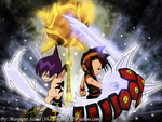 Shaman King by Shadowfox112
