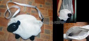 Sheep Bag: by Pixiepen by L3Moon-Studios