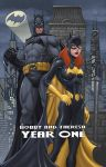 Batman and Batgirl by DashMartin