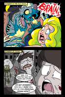 What happened to zombies? by MichaelJLarson