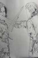 Caspian and Peter by Writer4Him