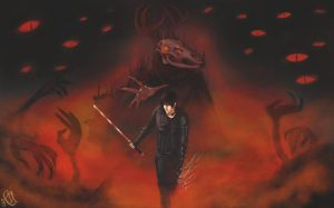 The Eversion of Damon Zhang by Arc-Ecclesia