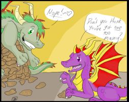 Potato Bed - AT w cityswimmer by DragonBlueflame