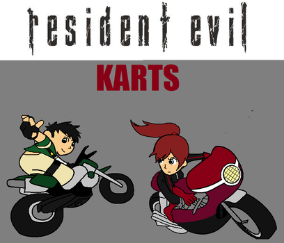 RE: Karts by zombie-slayer19
