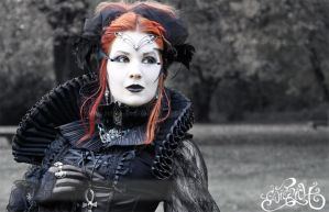 Countess of Blood III by MADmoiselleMeli