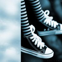 ...walking on clouds... by ilovestrawberries