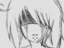 just a lonely little sketch by cat2198