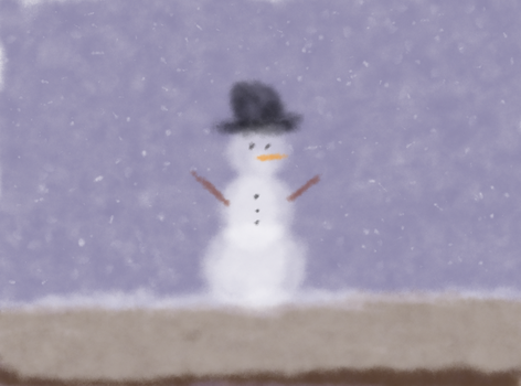Frosty by InvaderBeckyandClad