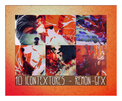 10 icon textures - wild by remon-gfx