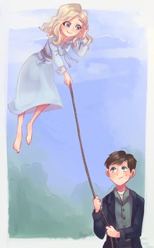 emma and jacob by BenzBT