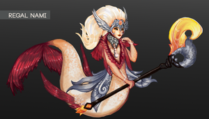 |regal nami| by peachshark