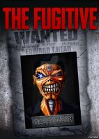Iron Maiden - The Fugitive by croatian-crusader