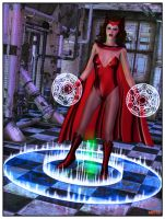 13-09-14 Scarlet Witch by aldemps