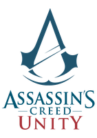Assassin's Creed: Unity Logo (Curves) by B4H