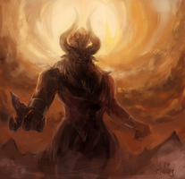 Tirek by Audrarius