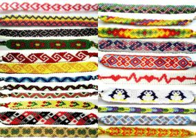 My friendship bracelets1 by alex-tema