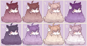 (CLOSED) Animal Adoptables: Sheep by NeoAbyss-Adopts