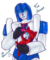 TF - Mirage Jumper for Umitaro by plantman-exe