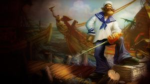 Gangplank wallpaper by Nighthunte