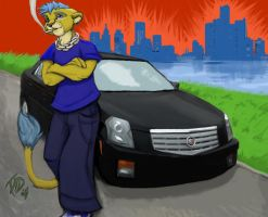 Neoti's Ride by TadCougar