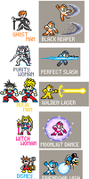 Mega Man VS Anime - Get Your Weapons Ready by Tyrranux