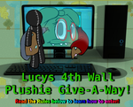 4th Wall Plushie Give-A-Way Contest by VoxRobotics