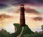 Chime's Lighthouse by NaruFan808