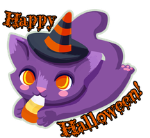 Happy Halloween 2010 by inki-drop