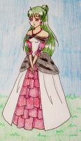 Princess Setsuna by Punisher2006