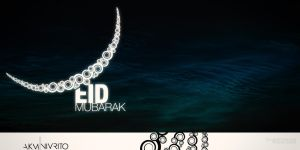 TYPO: EID MUBARAK PROJECT (Illustrated) by csa1414