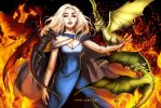Fire and Blood by cypritree