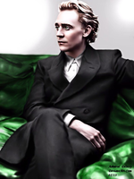 Tom - A Study in Perfection II by AdmiralDeMoy