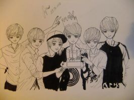 LuHan's B-Day~[unfinished] by taeminlover94