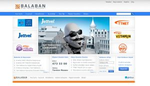 Balaban Telecom Web by HalitYesil