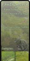 Algae Swamp Water Textures 4 by FantasyStock