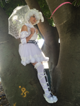 Black Butler - Book of Circus Doll Cosplay V by MeskaDvasia