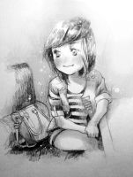Younger sister by Silent-Voice-Group
