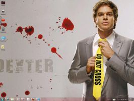 Dexter Windows 7 Theme by yonited