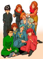 Yu Yu Hakusho by common-boob