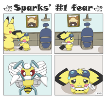 Sparks number one fear by pichu90