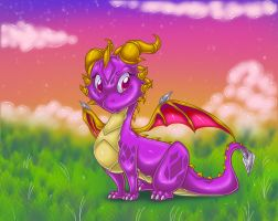 Shire, Spyro's Offspring by ThisCrispyKat
