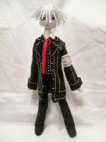 Vampire Knight-Zero Kiriyuu by dollmaker88