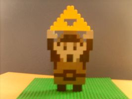 Lego Link by BloodhoundYellow