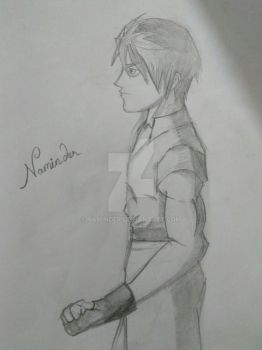 side view  by Naminder