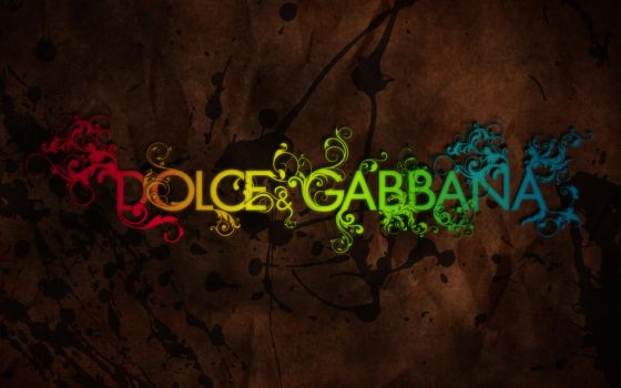 Dolce and Gabbana wallpaper by T-2-M
