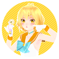 F2U Icon - Neru: Sailor Scout by Box-d