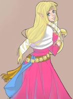 Zelda Skyward Sword by Minty-Lint