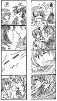 Cute kiss scene page 1 by PkYupe